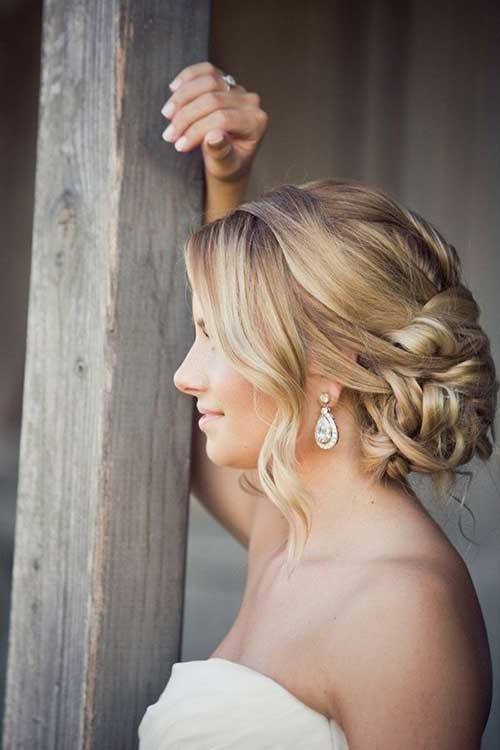 Wedding Hair Loose Updos