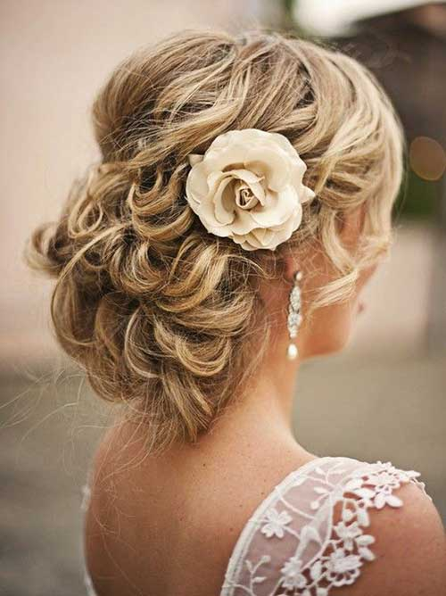 Wedding Hairstyles Images 2015