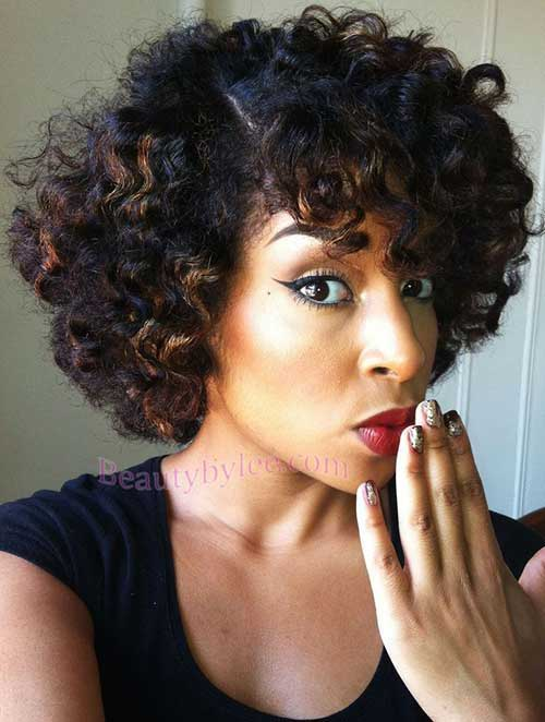 Black Women Curly Hairstyles-11