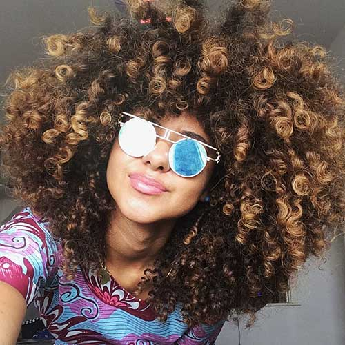 Black Women Curly Hairstyles-12