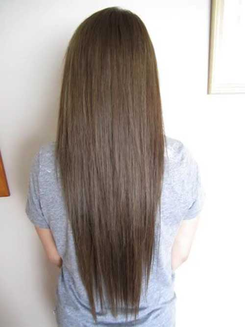layered hair from behind hair color ideas and styles for