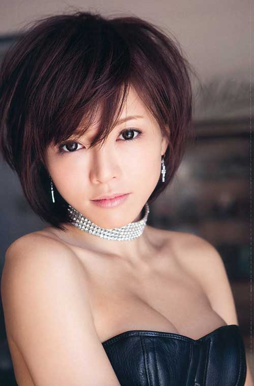 Asian Hairstyle Women 95