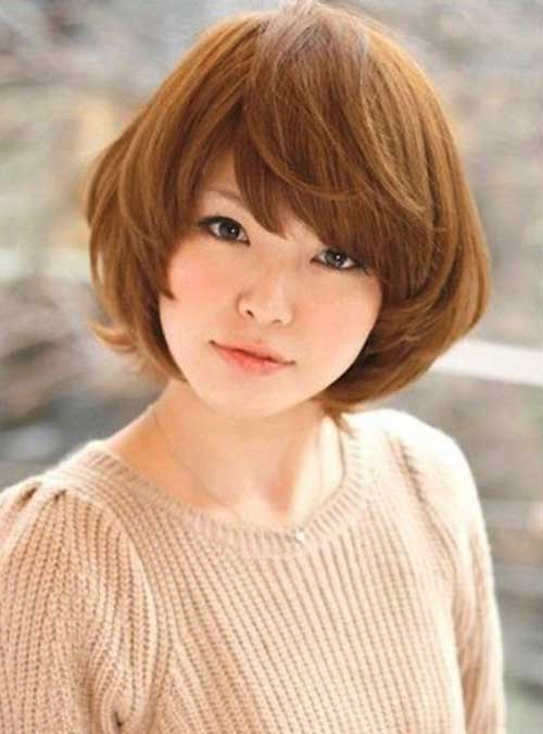25 Asian Hairstyles for Round Faces