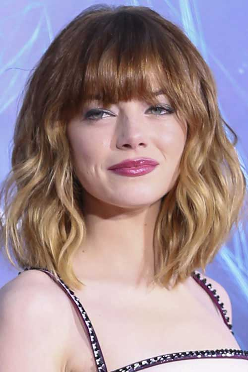 Hairstyles with Bangs 2015-14
