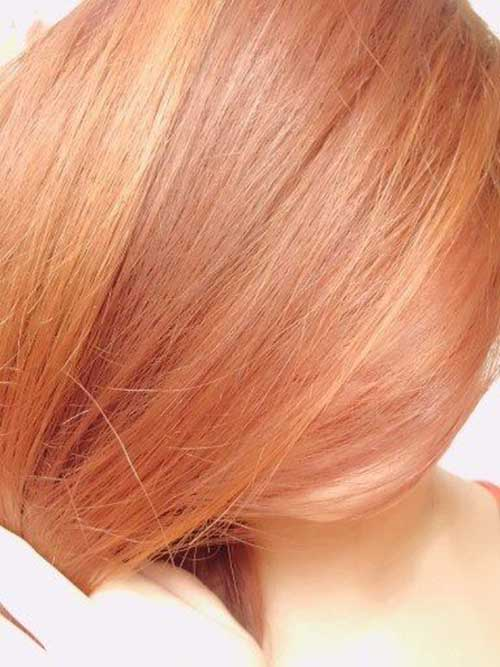 Pink Blonde Hair Color-14