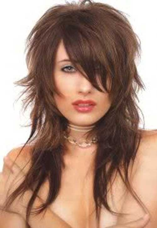 Miraculous 20 Best Funky Haircuts For Long Hair Hairstyles Amp Haircuts 2016 Short Hairstyles Gunalazisus