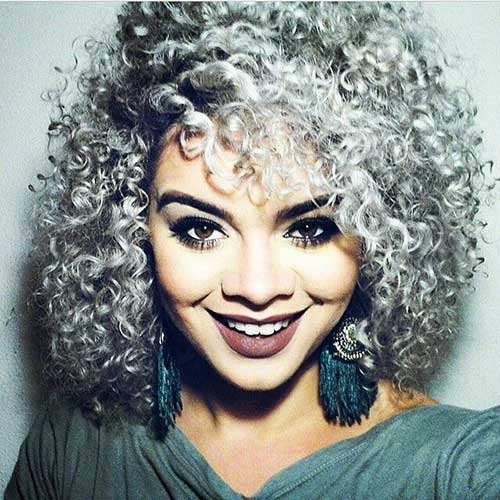 Gray Curly Hair-15