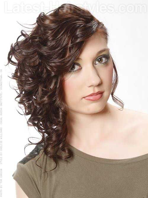 Marvelous 35 Latest Curly Hairstyles 2015 2016 Hairstyles Amp Haircuts Short Hairstyles For Black Women Fulllsitofus