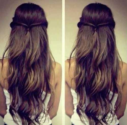 Cute Summer Hairstyles for Long Hair-16