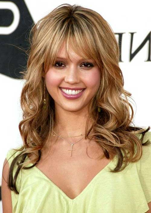 Hairstyles with Bangs 2015-16