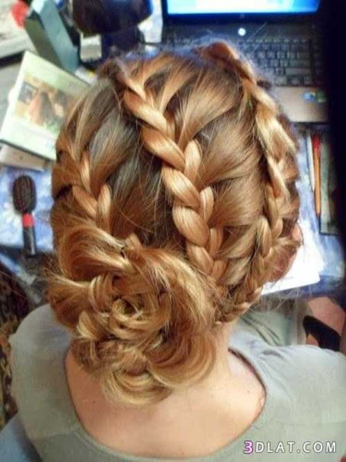 Latest Hairstyles for Party-16