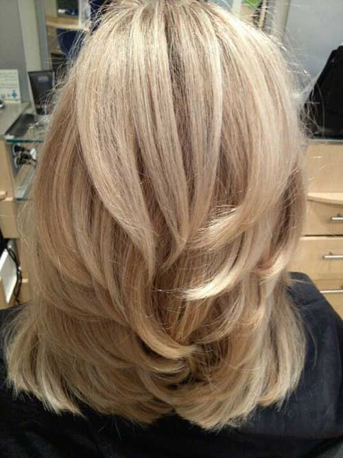 Medium Long Length Hairstyles-18