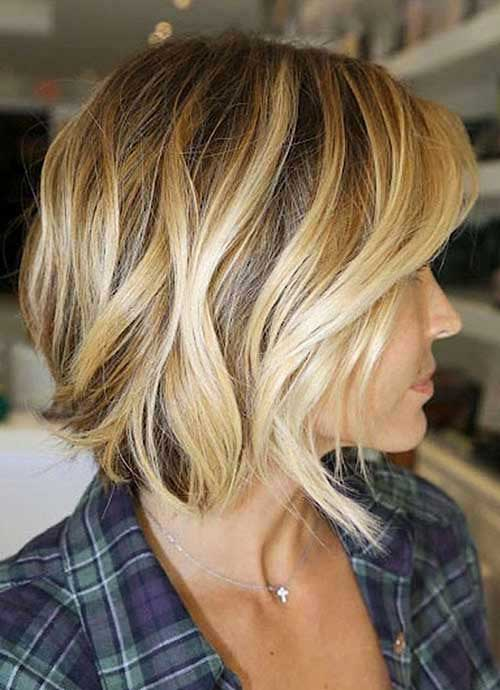 40 good short blonde hair hairstyles haircuts 2016 2017 19 light brown highlights short blonde hair pmusecretfo Images