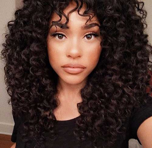 30 Black Women Curly Hairstyles Hairstyles Amp Haircuts