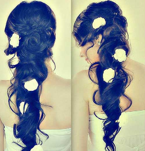 Latest Hairstyles for Party-19