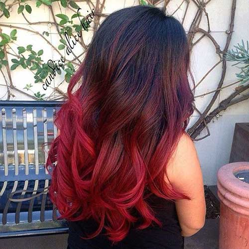 Ombre Hair Colors-19