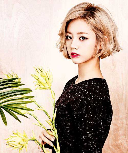 Awe Inspiring Korean Haircut 2015 2016 Hairstyles Amp Haircuts 2016 2017 Short Hairstyles For Black Women Fulllsitofus