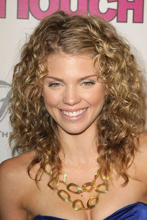 Latest Curly Hairstyles 2016-20