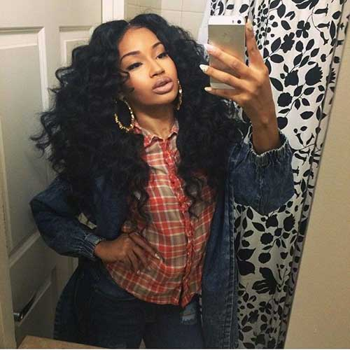 Incredible 2015 2016 Black Women Hairstyles Hairstyles Amp Haircuts 2016 2017 Hairstyle Inspiration Daily Dogsangcom