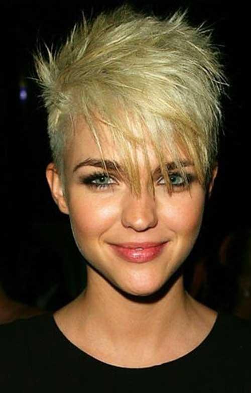 40 Good Short Blonde Hair
