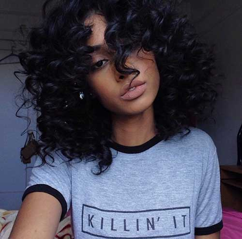 Black Women Curly Hairstyles-21