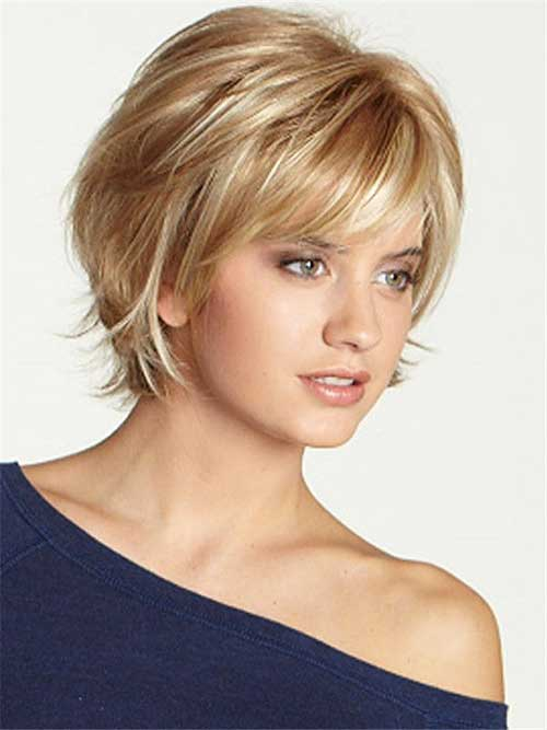 Short Blonde Hair 2017 23