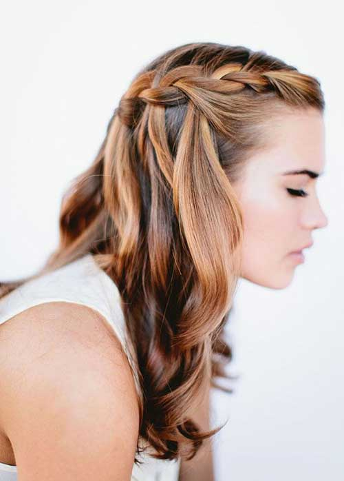 Latest Hairstyles for Party-24