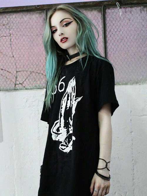 25 Punk Style Hair Hairstyles Amp Haircuts 2016 2017