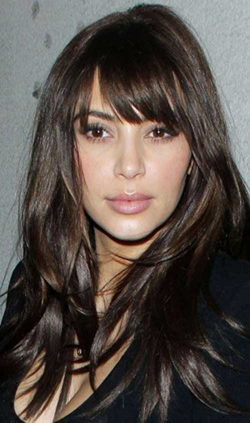 Hairstyles with Bangs 2015-26