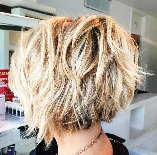 Short Blonde Hair 2017 - 29