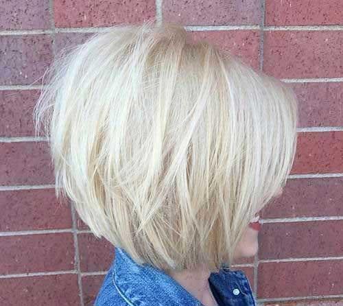 Short Blonde Hair 2017 - 30