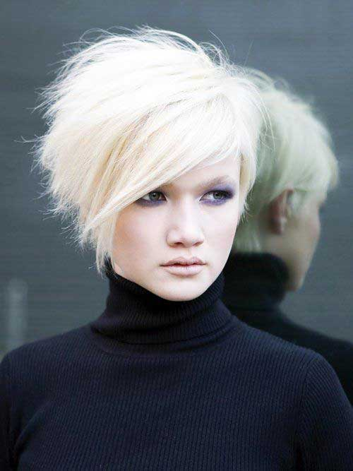 40 Good Short Blonde Hair Hairstyles Amp Haircuts 2016 2017