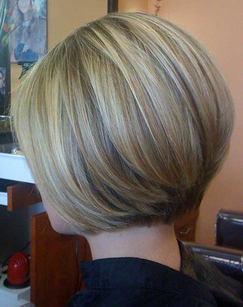 Short Blonde Hair 2017 33