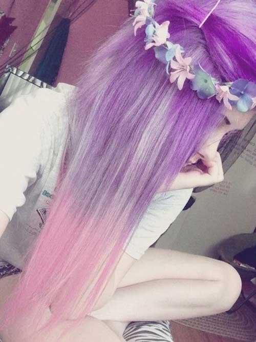 Emo Long Hair-6