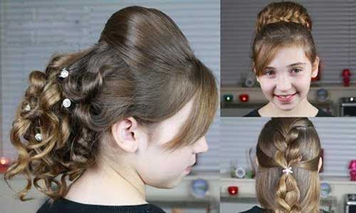 Latest Hairstyles for Party-6