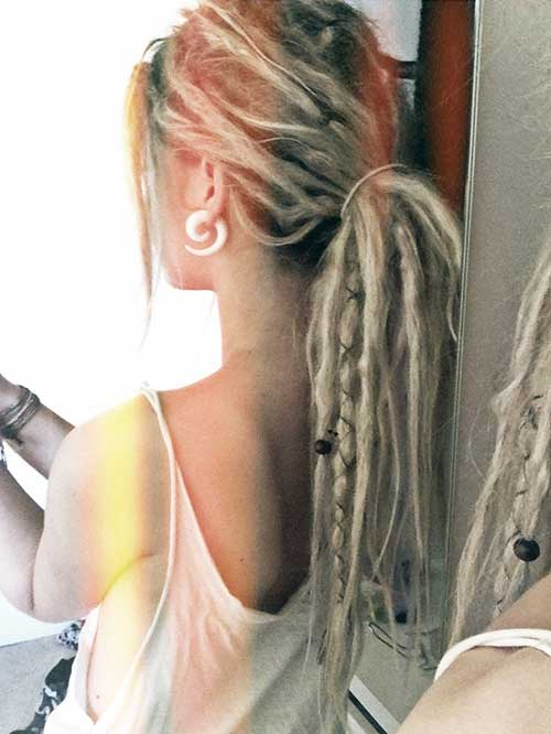 Emo Long Hair-7