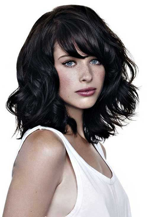 Hairstyles with Bangs 2015-7