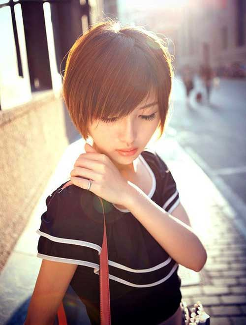 Asian Hairstyles for Women-8