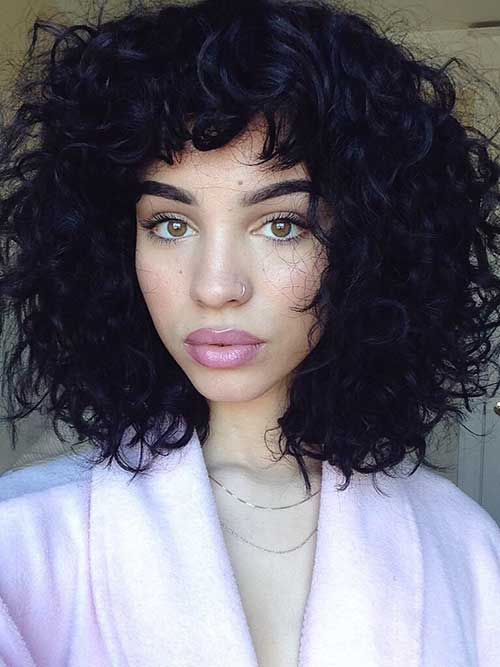 Black Women Curly Hairstyles-9
