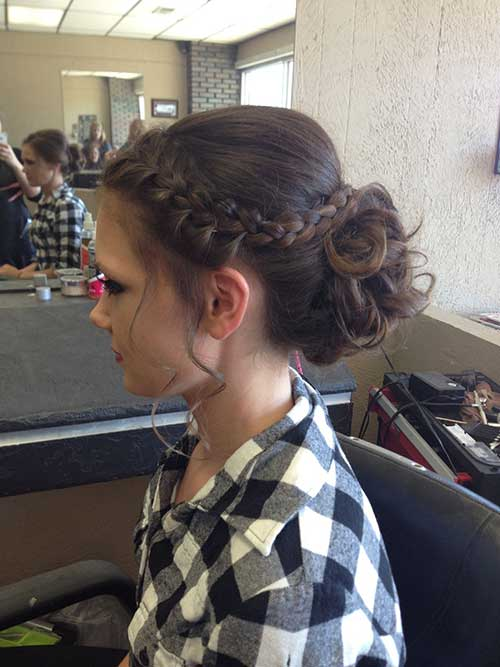 Braided Hairstyles for Ladies-9