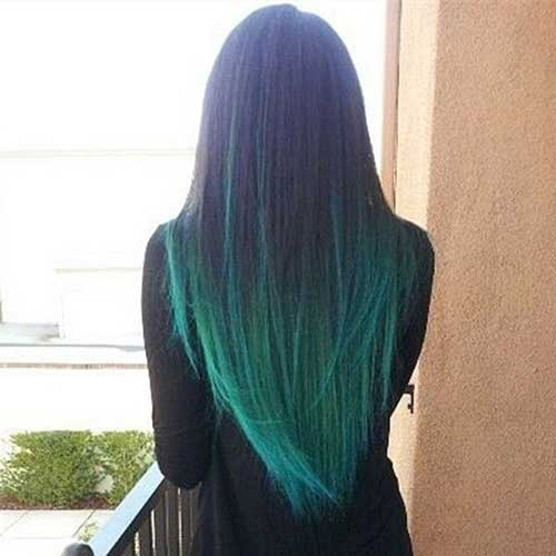 Hairstyles for Straight Hairs-9