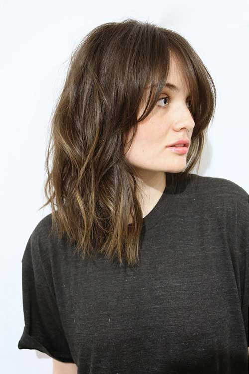 Medium Long Length Hairstyles-9