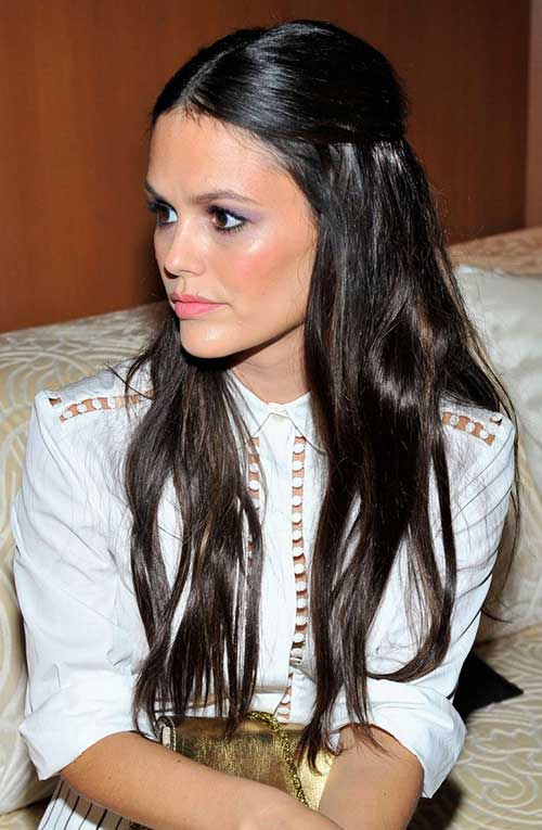 Hairstyle Straight