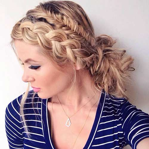 Prime 15 French Bun Hair Hairstyles Amp Haircuts 2016 2017 Hairstyles For Women Draintrainus