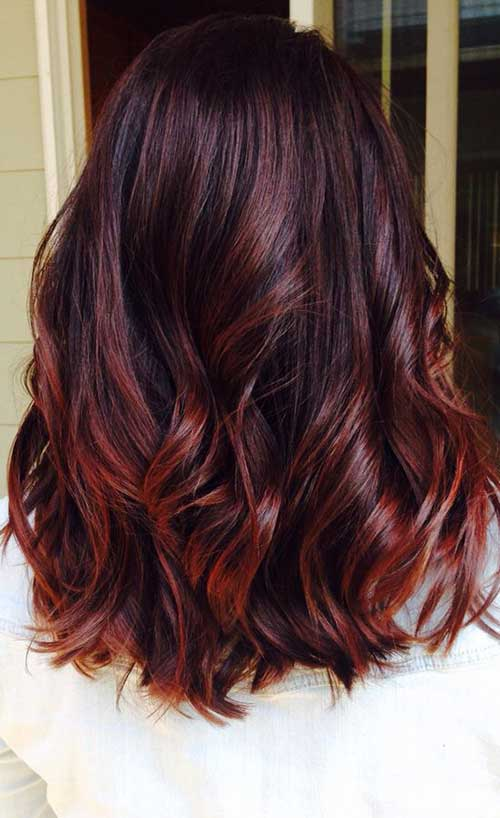 Hair Colors In Style 30 Color Ideas For Hair  Hairstyles & Haircuts 2016  2017