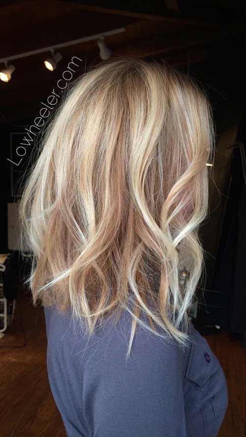 Ideas for Long Hair Cuts