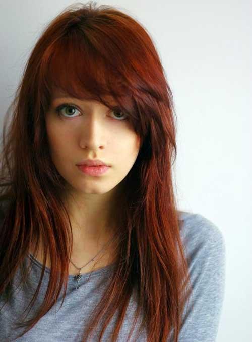 Long Face Hair Style