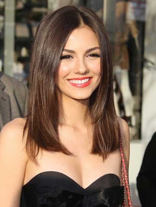 Excellent Medium Hairstyle Best Hairstyles 2017 Hairstyle Inspiration Daily Dogsangcom