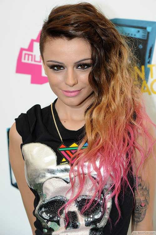 Swell 25 Punk Hairstyles For Curly Hair Hairstyles Amp Haircuts 2016 2017 Hairstyles For Women Draintrainus