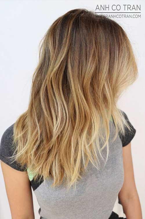 Medium Long Hairstyles-10